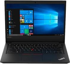 Ноутбук Lenovo ThinkPad E490 20N80018RT (черный)