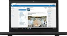 Ноутбук Lenovo ThinkPad A275 20KCS08300 (черный)