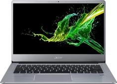 Ноутбук Acer SF314-58G-76KQ (серебристый)