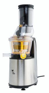 Соковыжималка шнековая Kitfort КТ-1102-3 (серебристый)