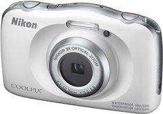 Цифровой фотоаппарат Nikon Coolpix W150 (белый)