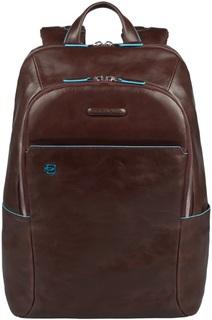 Рюкзак Piquadro Blue Square CA3214B2/MO (коричневый)