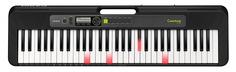 Синтезатор Casio LK-S250 (черный)