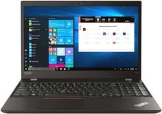 Ноутбук Lenovo ThinkPad P53s 20N6003ART (черный)