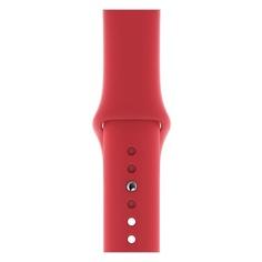 Ремешок для умных часов Apple Watch 40 мм, красный (MU9M2ZM/A)