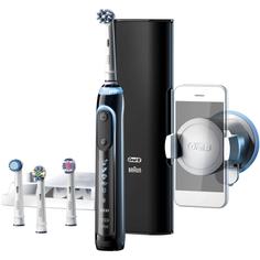 Электрическая зубная щетка Braun Genius 9000D701.545.6XC Black
