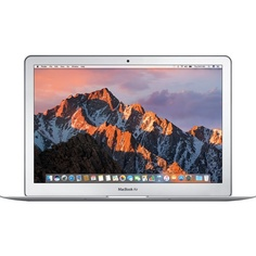 Ноутбук Apple MacBook Air 13.3 Y2017 серебристый (MQD32RU/A)