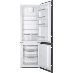 Встраиваемый холодильник Smeg C7280NEP1