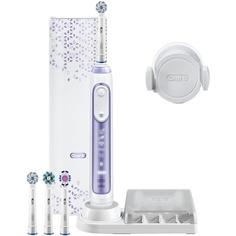 Электрическая зубная щетка Braun Genius 10000N/D701.545.6XC Orchid Purple