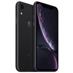 Смартфон Apple iPhone XR 64 ГБ чёрный