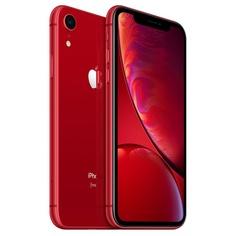 Смартфон Apple iPhone XR 64 ГБ (PRODUCT) красный