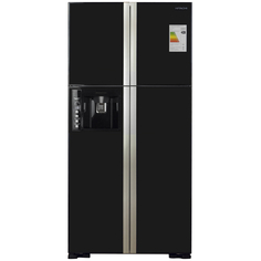 Холодильник Hitachi R-W722FPU1XGBK