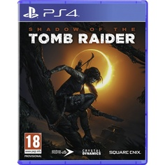 Shadow of the Tomb Raider PS4, русская версия Sony