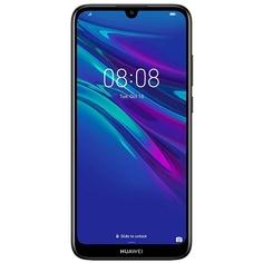 Смартфон Huawei Y6 2019 полночный черный