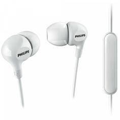 Наушники Philips SHE3555WT/00, белый