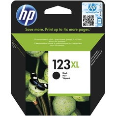 Картридж HP High Yield 123XL Black
