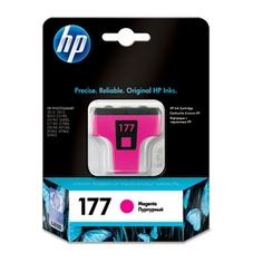 Картридж HP C8772HE 177 Пурпурный