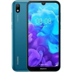 Смартфон Huawei Y5 2019 сапфировый синий
