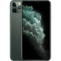 Смартфон Apple iPhone 11 Pro 64 ГБ тёмно-зелёный