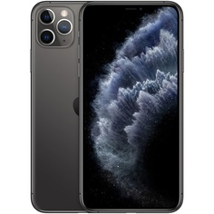 Смартфон Apple iPhone 11 Pro Max 64 ГБ серый космос