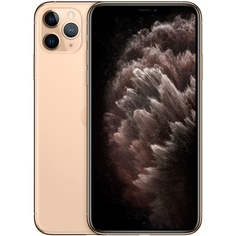 Смартфон Apple iPhone 11 Pro Max 64 ГБ золотой