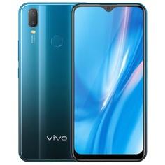 Смартфон vivo Y11 32 ГБ синий аквамарин