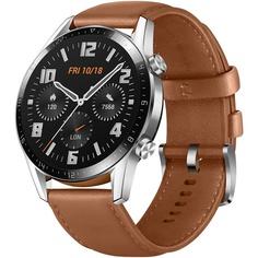 Смарт-часы Huawei Watch GT 2 Pebble Brown Hybrid Strap (LTN-B19)
