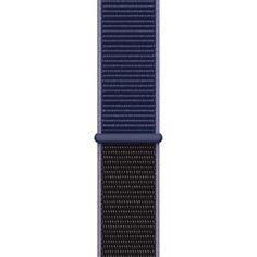 Ремешок для умных часов Apple Watch 40 мм, темно-синий (MX3N2ZM/A)