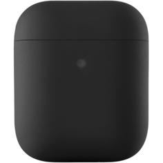 Чехол для AirPods uBear Touch Case CS54BL12-AP черный