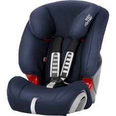 Детское автокресло Britax Roemer Evolva 123 Moonlight Blue Trendline