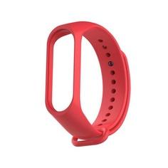 Ремешок для фитнес-браслета Xiaomi Mi Band 3/4 Strap, Red