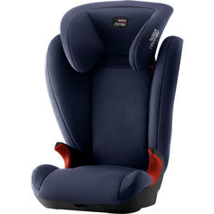Детское автокресло Britax Roemer Kid II Black Series Moonlight Blue Trendline