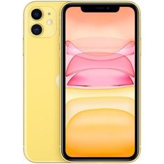Смартфон Apple iPhone 11 256GB желтый