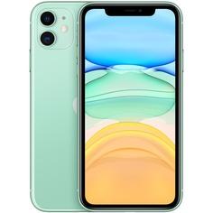 Смартфон Apple iPhone 11 256GB зеленый