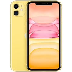 Смартфон Apple iPhone 11 64GB желтый
