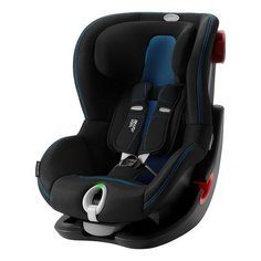 Детское автокресло Britax Roemer King II LS Cool Flow Blue Special Highline