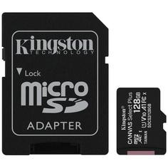 Карта памяти Kingston Canvas Select Plus MicroSD 128GB Class 10