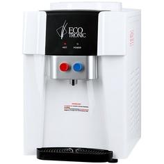 Кулер для воды Ecotronic A1-TE(11471) белый/черный