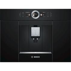 Встраиваемая кофемашина Bosch CTL636EB6 Home Connect
