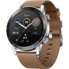 Смарт-часы Honor Magic Watch 2 льняной коричневый (MNS-B19)