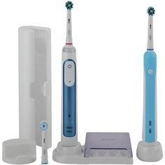 Электрическая зубная щетка Braun Oral-B Smart 6 6000N D700.534.5XP + 500/D16.513.U