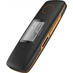 MP3 плеер Digma U3 black/orange