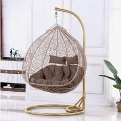 Подвесное кресло Afina garden AFM-109A beige