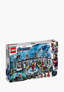 Конструктор LEGO Super Heroes 76125 Лаборатория Железного Человека
