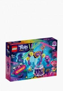 Конструктор LEGO Trolls 41250 Вечеринка на Техно-рифе