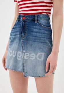 Юбка джинсовая Desigual