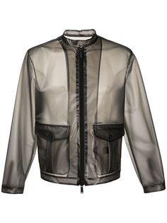 Dsquared2 прозрачная куртка