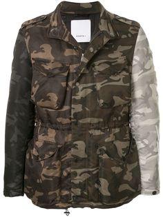 Ports V куртка с камуфляжным принтом
