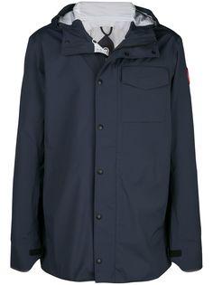 Canada Goose легкая куртка с логотипом
