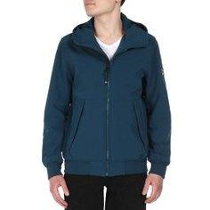 Куртка TOMMY HILFIGER MW0MW12214 зелено-синий